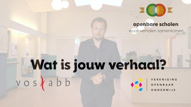 Maarten Stuifbergen (bestuurder) over het openbaar onderwijs