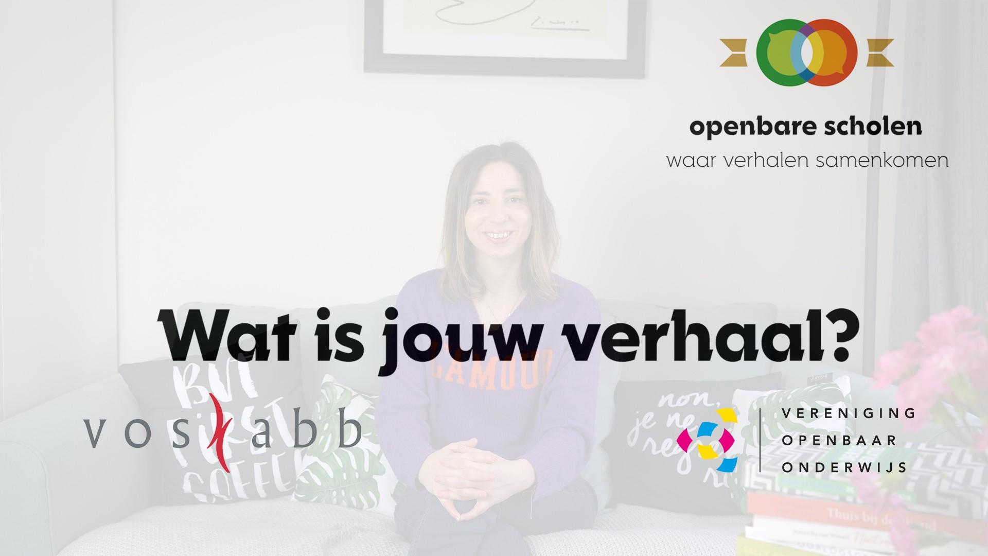 Natascha van Weezel over het openbaar onderwijs