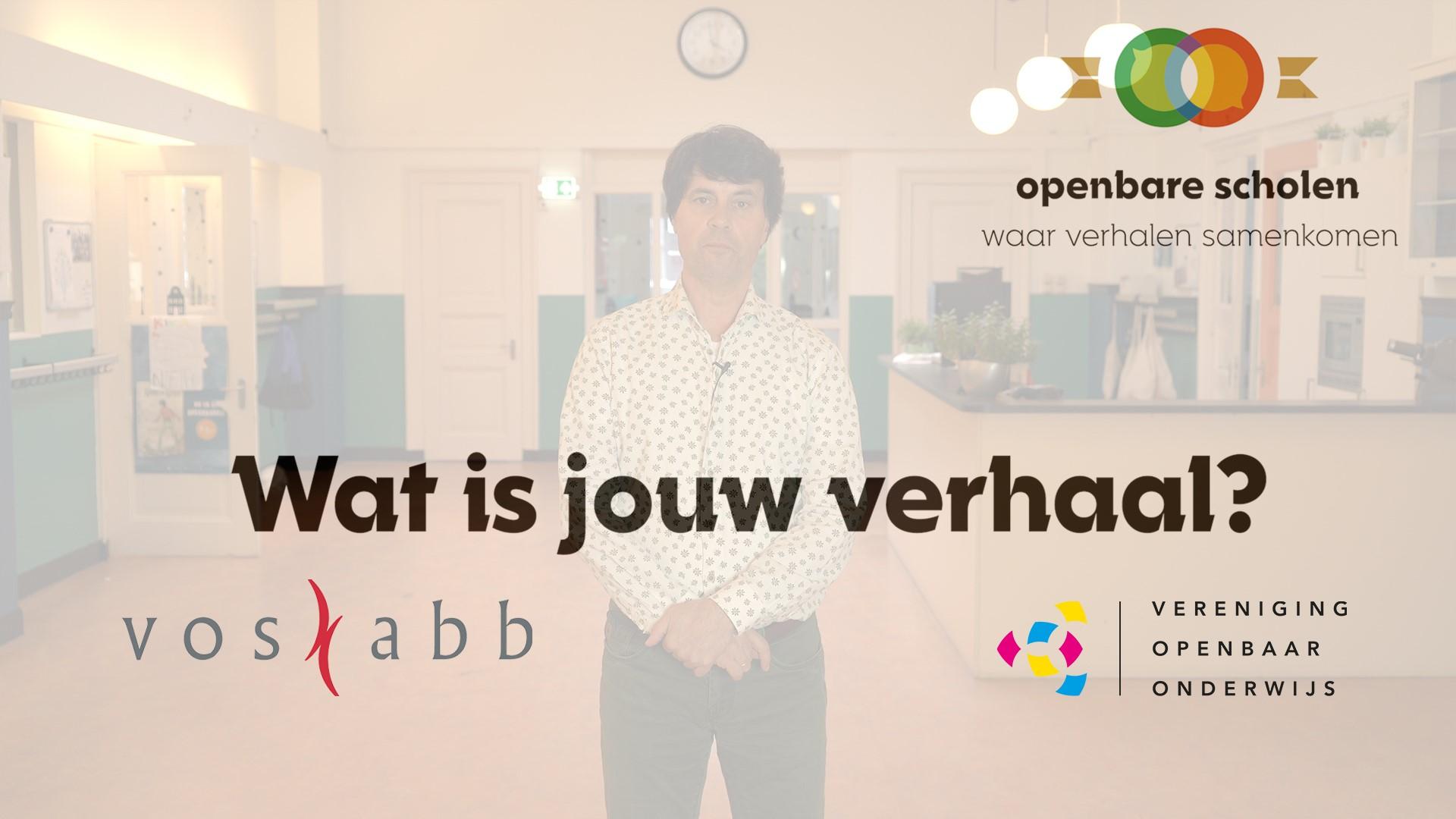 Johan (leerkracht) over zijn openbare school